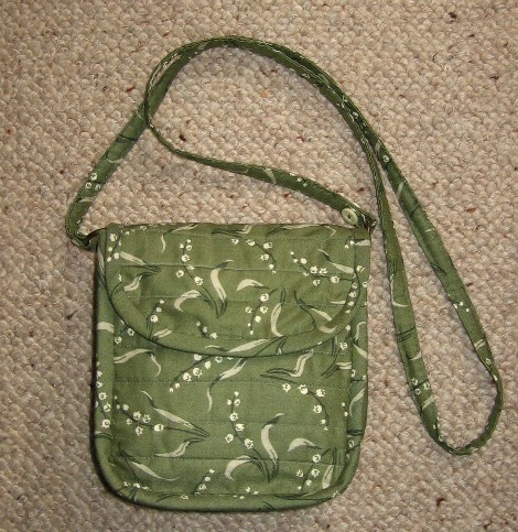 petit sac vert