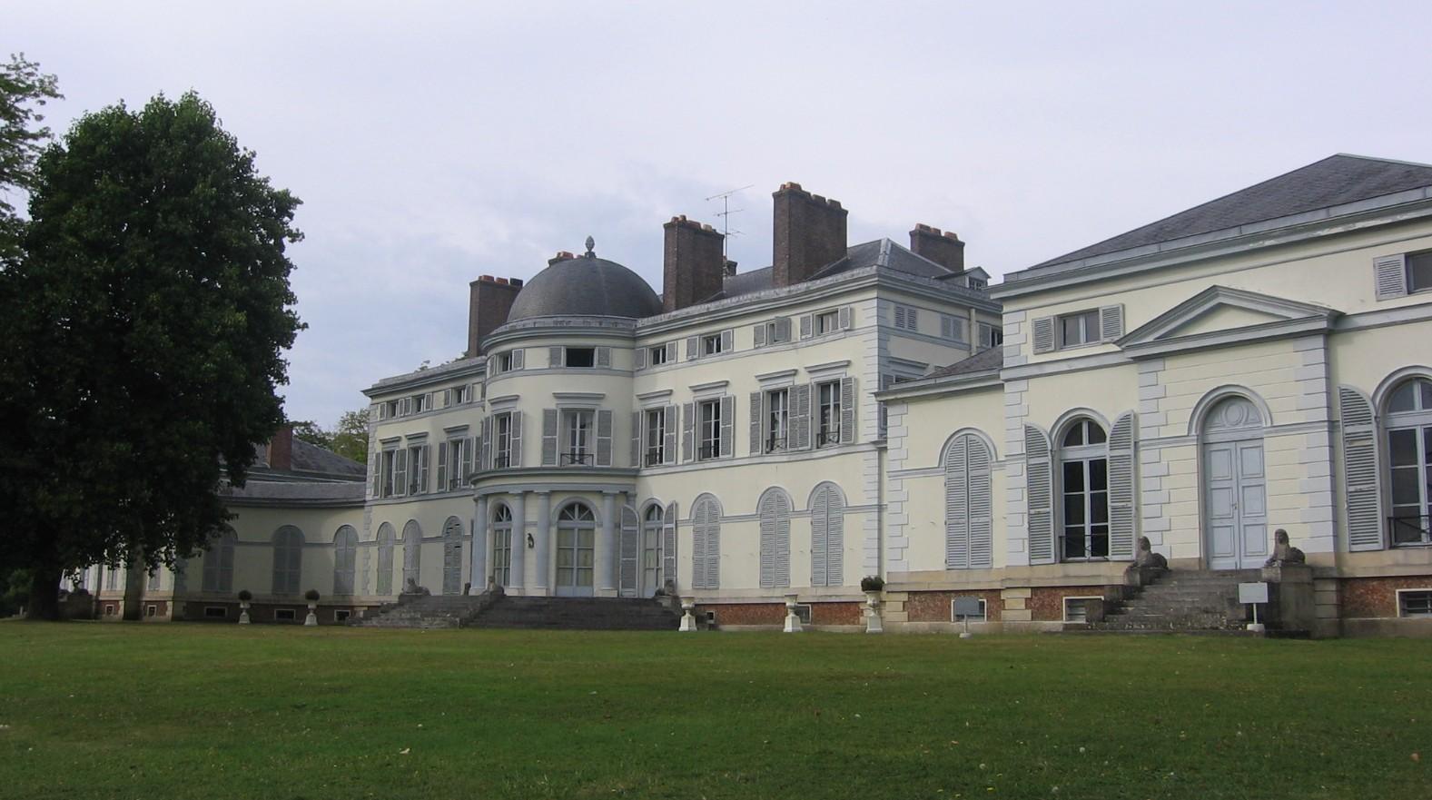 Groussay passionpatchwork blog - Chateau de groussay montfort l amaury ...