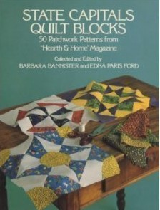state capitals quilt blocks