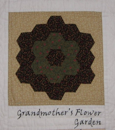 bom7 grandmother's flower garden