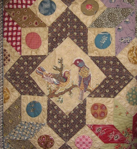 oh dear, mrs tompkins quilt by di ford