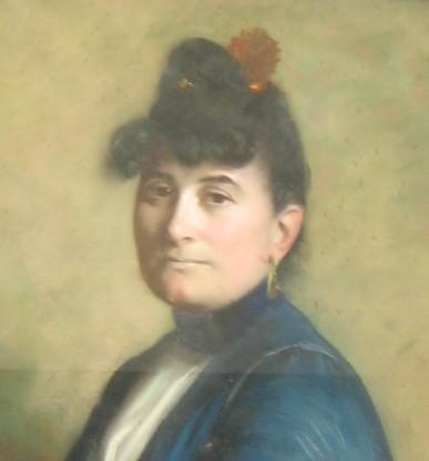 marie delouart, mère de MR