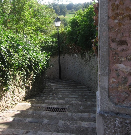 Visite montfort l amaury yvelines passionpatchwork blog for Visite en yvelines