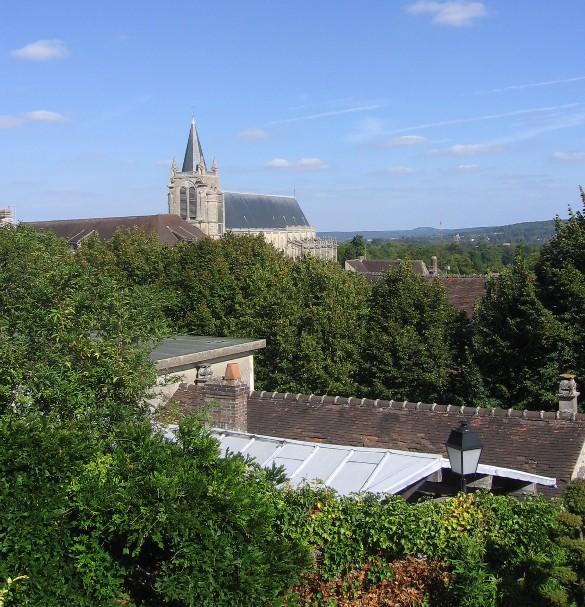 Visite montfort l amaury yvelines passionpatchwork blog for Yvelines visite
