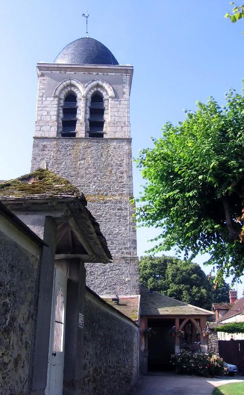 Eglise St Martin de Jouars