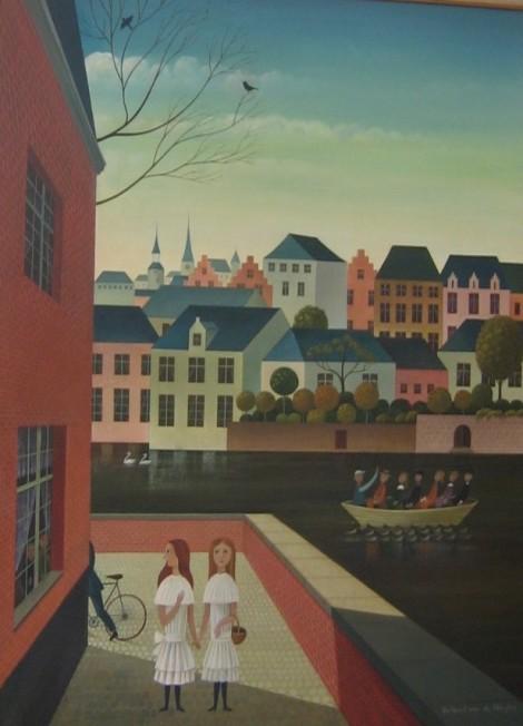 Bruges - Suzanne Boland Van de Weghe - Belgique
