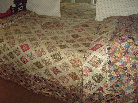 Jane Austen quilt