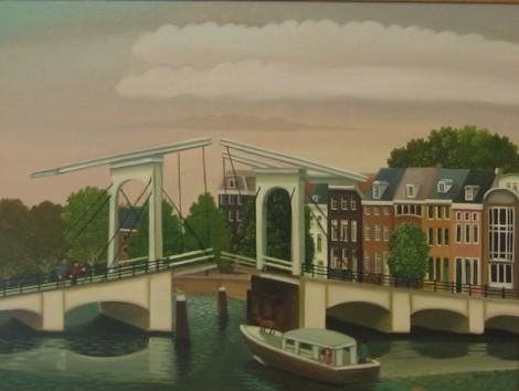 Pont à bascule - Nadia Becker - Belgique