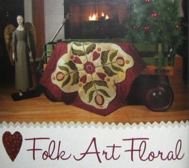 folk art floral