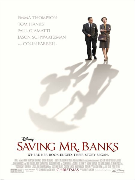 saving mr banks affiche