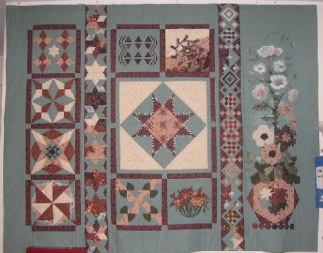 quilt Dominique Porte