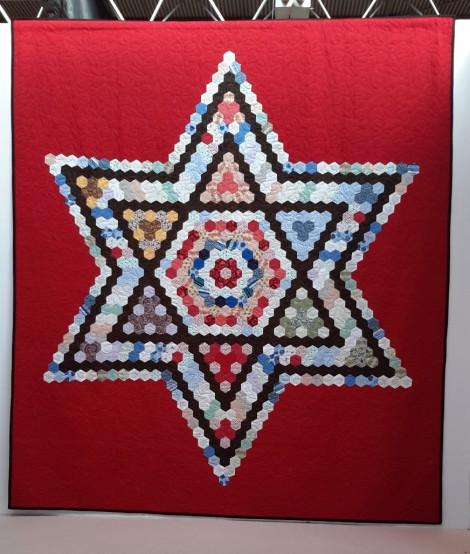 The festival of quilts 2015 birmingham for Festival of quilts birmingham 2016
